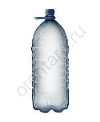 Бутылка 3 л. (без цвета)