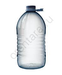 Бутылка 5 л. (без цвета)